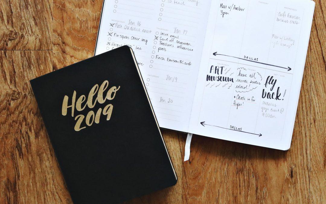 Cinco claves para crear resoluciones de año nuevo que te permitirán tener un año 2019 realmente extraordinario