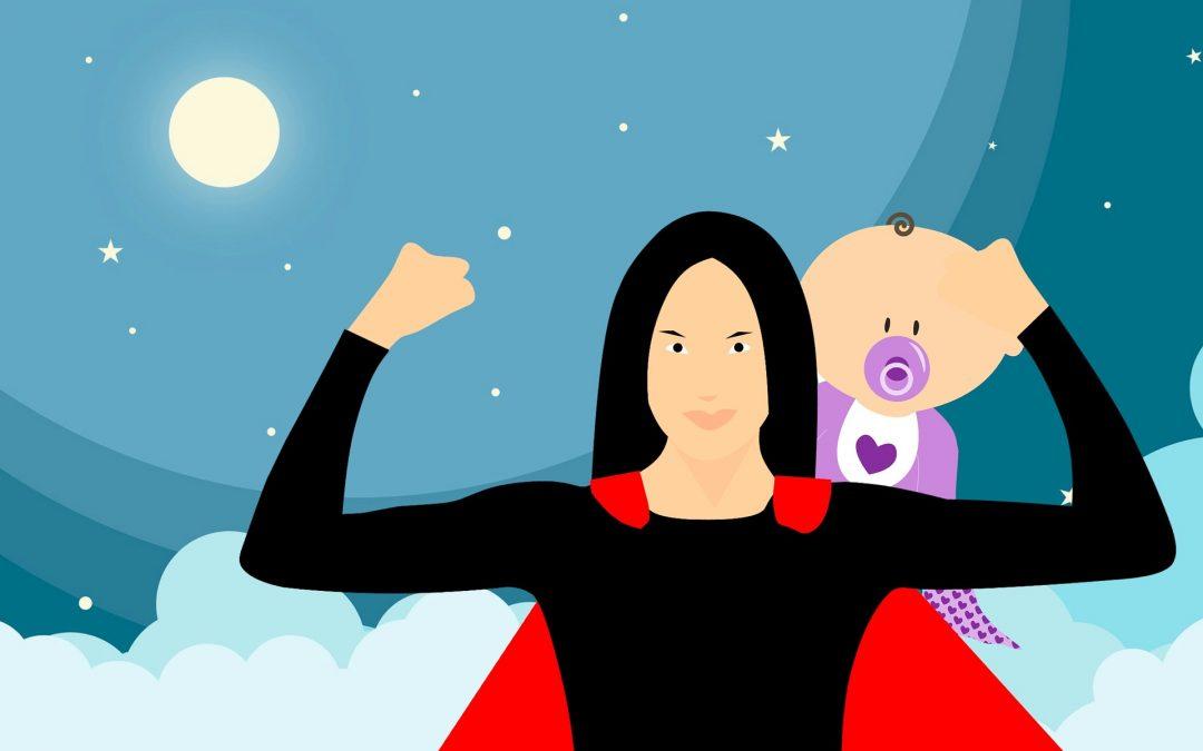 ¡Si existen! Hablemos de los 4 superpoderes del cerebro femenino. (después de conocerlos tu vida será otra)