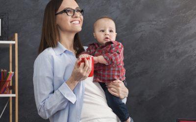 3 poderosos Hacks para mamás emprendedoras