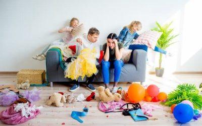 Mamás y papás ágiles emocionalmente: 4 pasos para salir victoriosos en cuarentena.